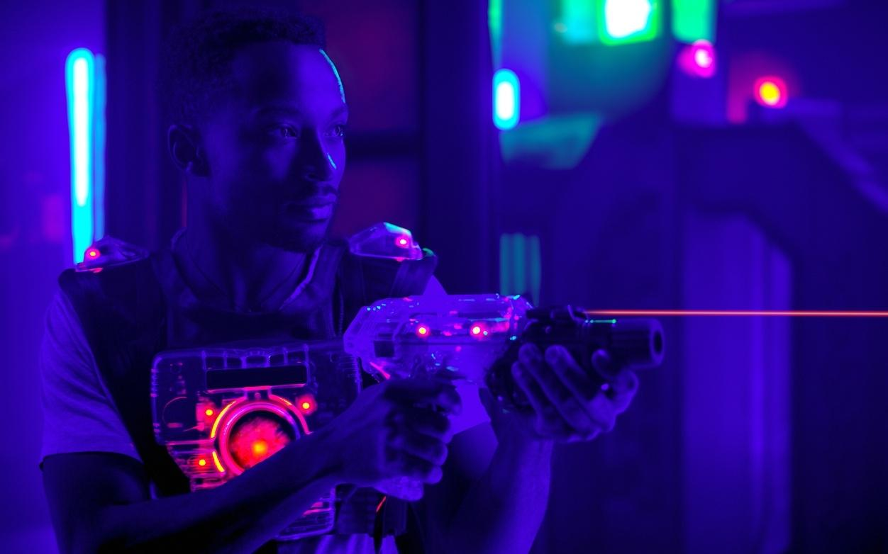 Laser Tag Game and Important Rules & Regulations